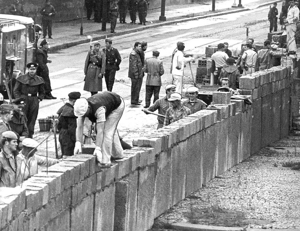Berlinmuren Faktalink