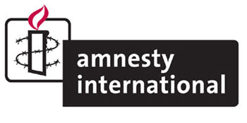 Amnesty Internationals symbol.
