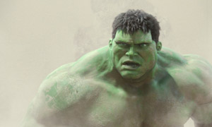 Fra filmen Hulk. 2003. Photo: ILM/Universal Pictures/Zuma Press/Polfoto
