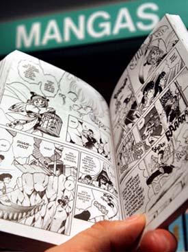 hvad er manga