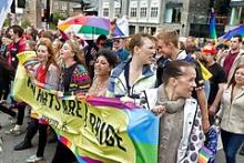 Hvordan Tolererer Danskerne Homoseksuelle