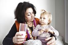 mor og barnebarn lesbisk