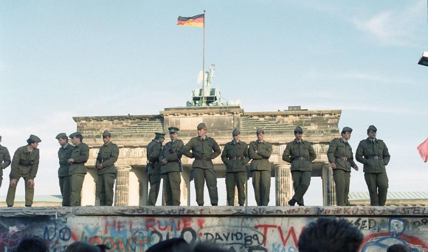 Muren Og Dens Historie