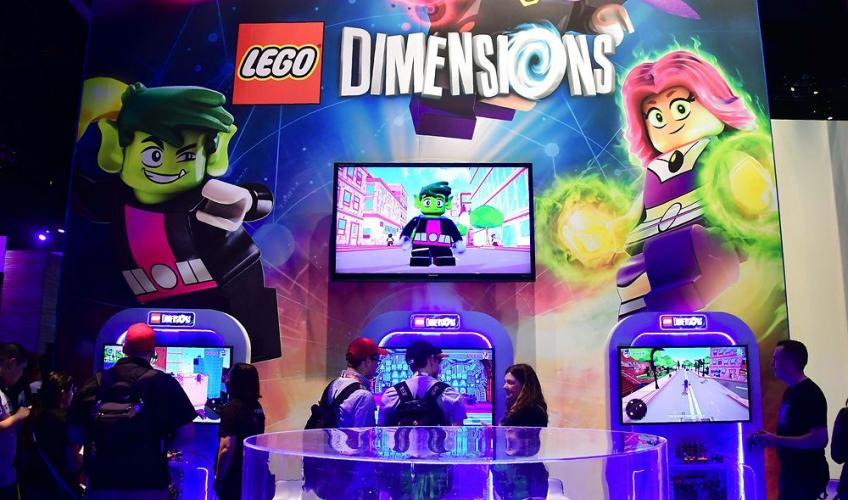 lego dimentions spillere