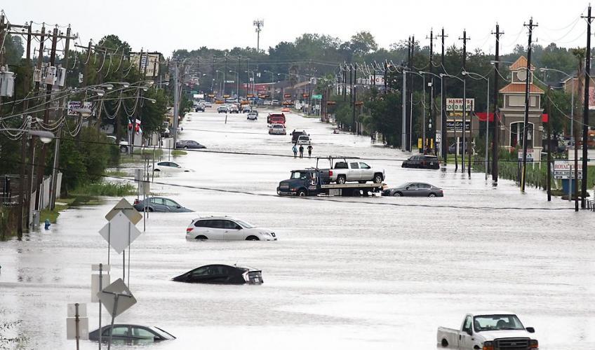 oversvømmelser i verden