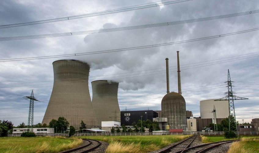 atomkraftværk i danmark