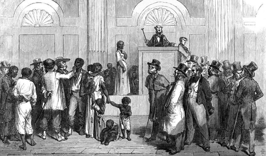 Slaveriet I Usa Faktalink