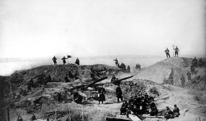 Krigen i 1864 | faktalink